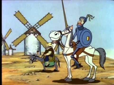 Don Quijote De La Mancha (serie animada, 1979) - Intro