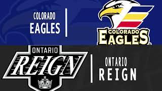 Eagles vs. Reign | Feb. 17, 2021
