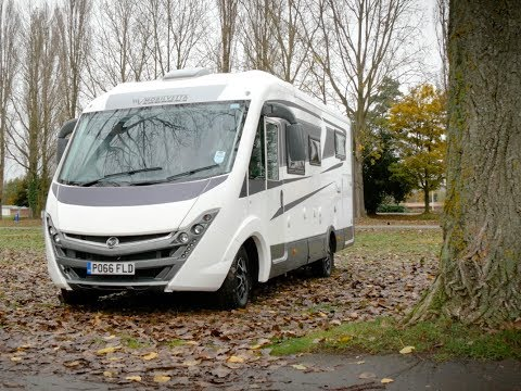 The Practical Motorhome Mobilvetta K-Yacht Tekno Line MH-85 review