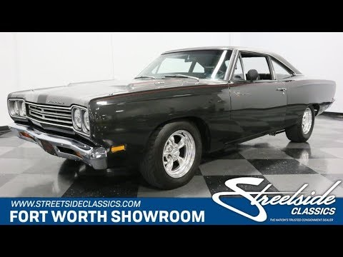 Video of '69 Road Runner - PJ6W