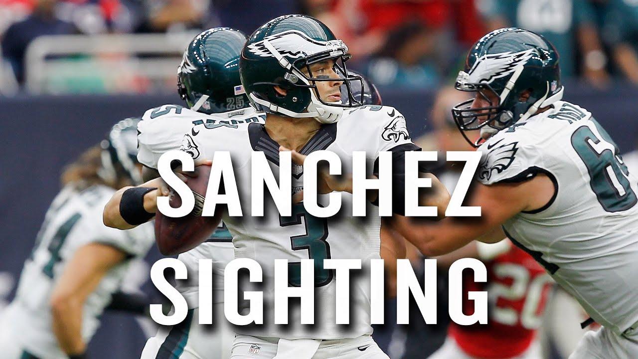 The glorious return of Mark Sanchez thumbnail