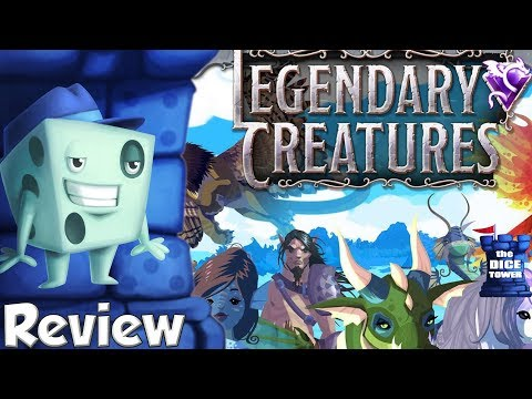 Legendary Creatures Review - with Tom Vasel