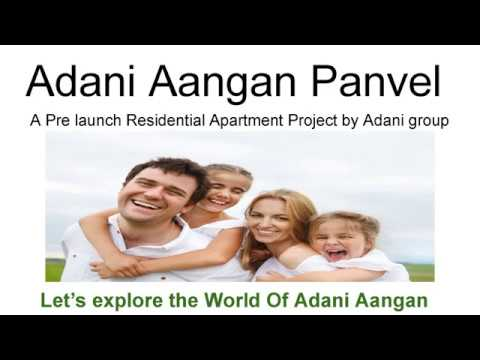Adani Aangan Panvel Video