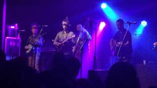 Yonder Mountain String Band @ The Cat's Cradle in Carrboro NC 01-28-2016, Opening Number.