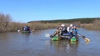 Рыбалка на реке унга в чувашии