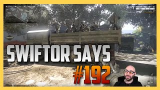 Swiftor Says #192 Get Into The Truck | Swiftor