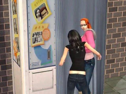 Avril Lavigne Girlfriend Sims 2
