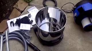 AERO 31 - 21 PC INOX 120V/50-60Hz Nilfisk Dry/Wet Vacuum