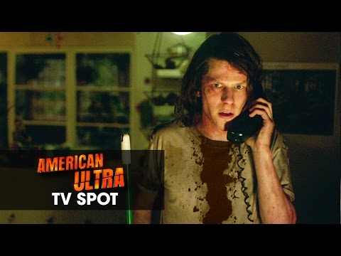 American Ultra American Ultra (TV Spot 'Danger')