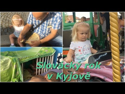Slovácký rok v Kyjově | MamaVlog