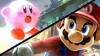 Super Smash Bros Ultimate New Cutscene Animation Trailer in 60 fps