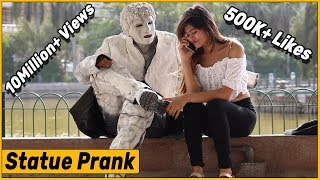 Epic Statue Prank - Ft. SA Wardega