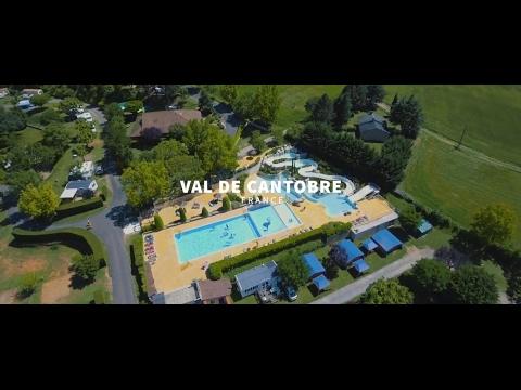 RCN Val de Cantobre **** - Le camping en Aveyron (Nant),