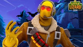 RAPTOR GETS INFECTED AND TURNS EVIL!!! - Fortnite Short Films