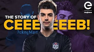 The Overlooked Mastermind Who Built Dota's Greatest Team: The Story of Ceb