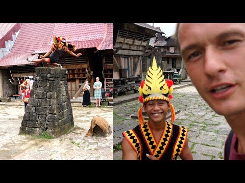 CRAZY INDONESIAN CULTURE!