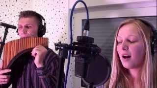 Hallelujah - Halleluja | Panflöte David Döring & Steffi Klassen | Pan Flute | Flauta de Pan