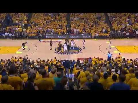Cavaliers vs Warriors: Game 2 NBA Finals - 06.05.16 Full Highlights