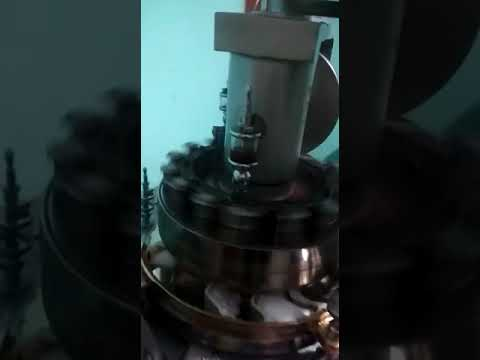 Single Rotary Table Machine