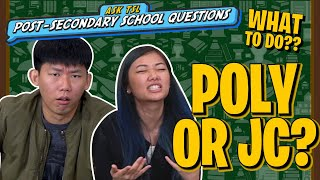 Ask TSL: What Should I Do After Secondary School?!