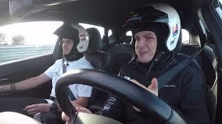 Ako jazdiť na okruhu? OKRUHOVÁ ŠKOLA s profíkom - Leo HROBÁREK