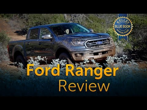 External Review Video 6gzFEqn3w2E for Ford Ranger Pickup (4th gen)