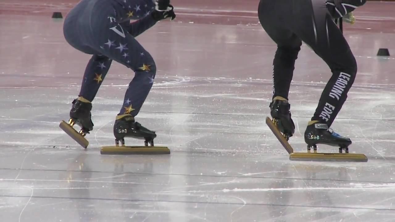 SD Short Track Skating Boot