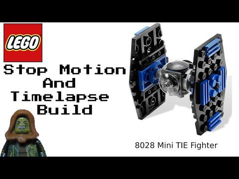Vidéo LEGO Star Wars 8028 : Mini TIE Fighter