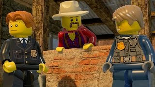 Lego City Undercover - Ch. 9 Bringing Home the Bacon - Part 15 [Playstation 4]