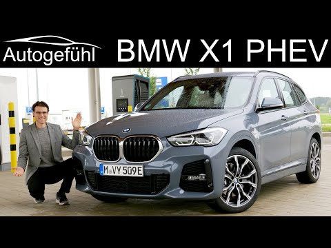 BMW X1 Facelift 25e xDrive PHEV FULL REVIEW 2021 - Autogefühl