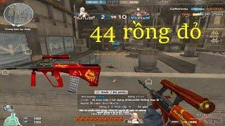[ Bình Luận CF ] AUG A1-Red Dragon - Tiền Zombie v4