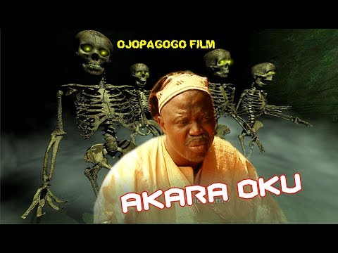 Akara oku- Ojopagogo films - New Release this week 2017.