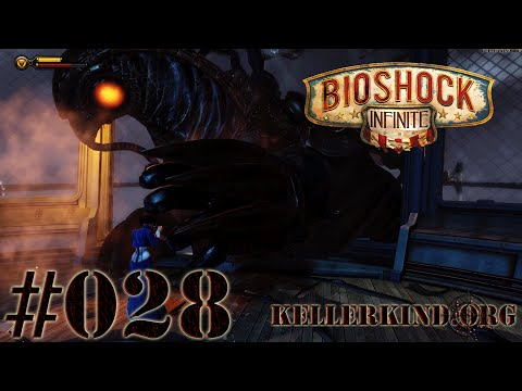 Bioshock Infinite [HD|60FPS] #028 - Schlacht in der Luft ★ Let's Play Bioshock Infinite