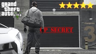 GTA 5 - MISSION TOP SECRETE ! DECOUVREZ LA VERITE SUR LE LABORATOIRE