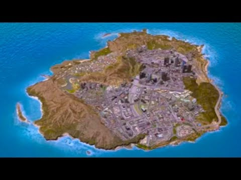 SECRET ISLAND FOUND IN GTA 5!