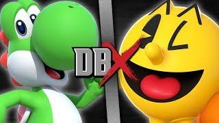 Yoshi VS Pac-Man   DBX