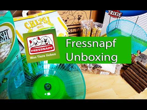 Unboxing || XXL Fressnapf Paket