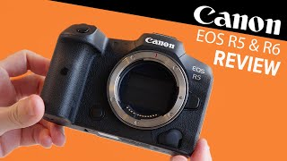 Canon EOS R5 & R6 - Hands-On Review