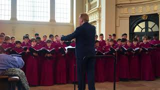 Recital at St Martin in the Fields