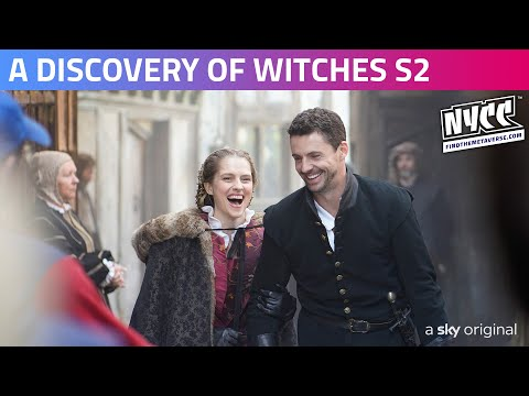 A Discovery of Witches S2 | Behind The Magic