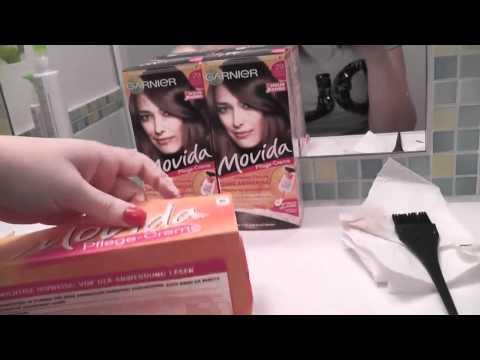 NEUE (braune) Haarfarbe & Hagelangriff