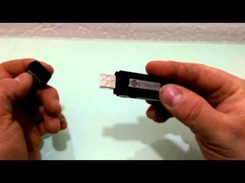 Etekcity 8GB USB Diktiergerät Aufnahmegerät