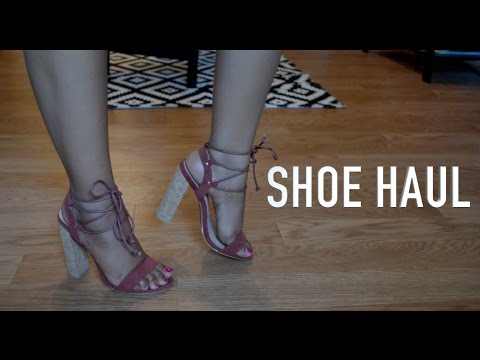 Charlotte Russe Shoe Haul