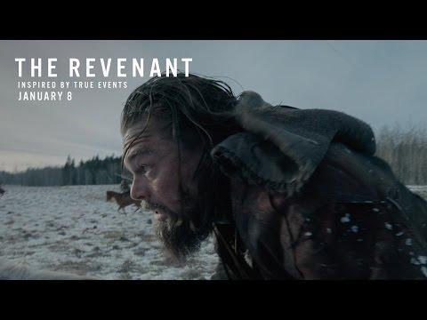 The Revenant (Clip 'Escape the Arikara')