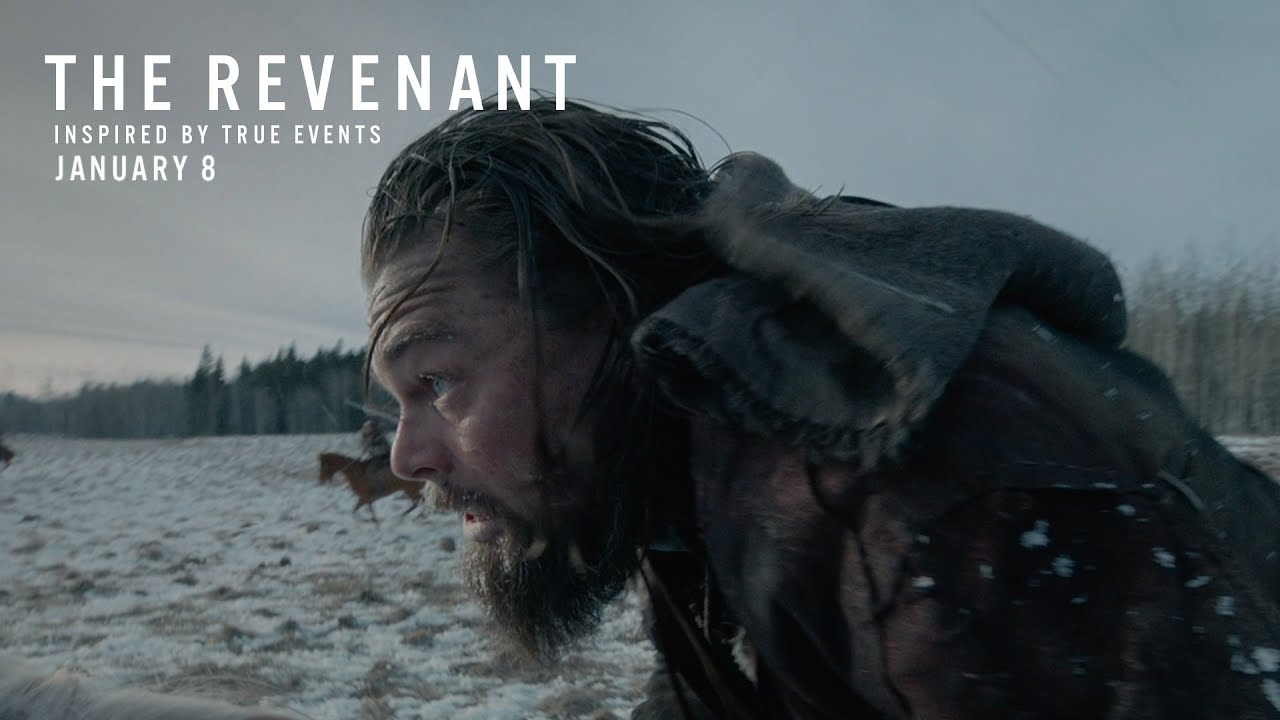 The Revenant - Escape the Arikara