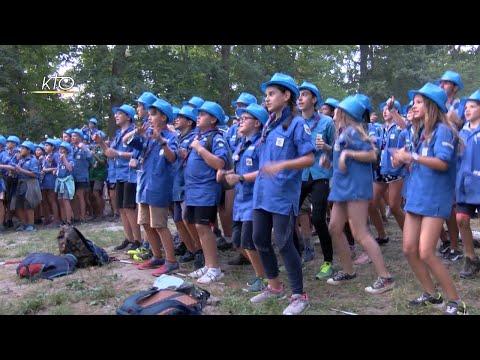 Jamboree à Jambville : une connexion fraternelle !