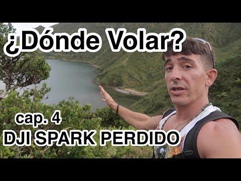 ¿Dónde volar? Localización, Superficie y Barreras   DJI SPARK   Perdido en las Azores 4