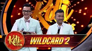 NGAKAK Bgtzz, Ruben Kalo Jadi Anaknya Isda Bakalan Resign Katanya - Gerbang Wildcard 2 (4/8)