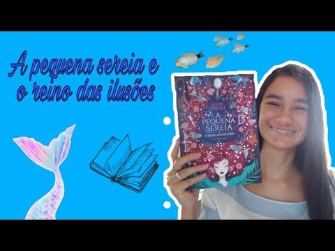 A PEQUENA SEREIA E O REINO DAS ILUSÕES, Louise O'neill || Amid Books??