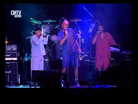 Bersuit Vergarabat video Toco y me voy - San Pedro Rock I - 2003